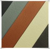 Couro do plutônio de Microfiber para sapatas, sacos, mobília, vestuário, decoração (HS-Y81)