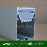 Manica di alluminio del LED per costruzione Using