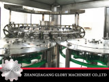 máquina automática del relleno en caliente del zumo de fruta 3000bph con el tanque reciclado del flujo