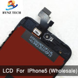 iPhone 5の5sタッチ画面の計数化装置アセンブリのための携帯電話LCD