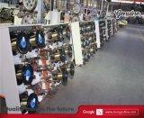 Boyau hydraulique résistant en caoutchouc synthétique de temps flexible de SAE R17