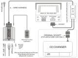 VW Audi Skoda 자동차 라디오를 위해 Bluetooth 보조 디지털 음악은 상자를 조화시킨다