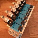 Iso5599-1 220V Diverse Klep van de Solenoïde van de Lucht van 4 Rollen