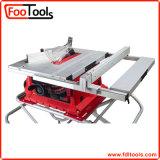"""10 """"1600W Nouvelle scie à table avec support plié (221140)"""