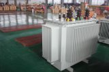 Fabriqué en Chine le transformateur d'alimentation électrique immergé dans l'huile de 3 phases