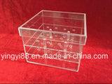 100%のアクリルの花ボックス/Plasticローズボックスシンセンの工場