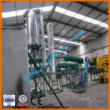 Черный завод нефтеперерабатывающего предприятия двигателя, машина обработки масла