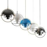 Iluminação de suspensão da lâmpada do pendente da forma da terra de Hotsale para projetos