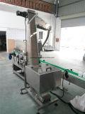 Fábrica de máquina tampando de alta velocidade com sistema do tampão da carga do elevador