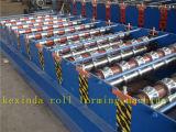 機械を形作る金属の屋根ふきおよび壁のプロフィールロール