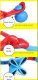 Jardin d'enfants en plastique de balançoir d'enfants d'intérieur de balançoir le double joue le jeu extérieur de bébé de balançoir