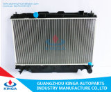 Radiador cubierto con bronce aluminio auto del coche para el OEM 16400-27060/27061