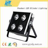 100W luz do estágio de luzes do efeito do diodo emissor de luz do estúdio dos olhos da ESPIGA 4