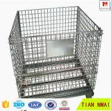 Stackable клетка хранения/складывая контейнер ячеистой сети