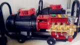 Coppe elektrisches Hochdruckauto Wsher für Ausgangs-und Auto-waschende Station