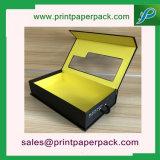 Vakje van de Verpakking van de Gift van het Document van het Geval van de Reis van het Parfum van de make-up het Kosmetische