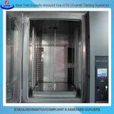 Elektrische Lage & Op hoge temperatuur Koude het Testen van de Thermische Schok van de Hitte Apparatuur