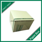 Boîte en papier en carton verni UV pour l'emballage de pilules