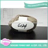 Filato di bambù mescolato di tessitura ecologico della canapa per usura del bambino
