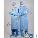 Мантия SMS стерильная хирургическая, устранимая хирургическая роба
