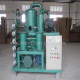 Máquina de limpeza de óleo de transformador de vácuo de degradação desgastante de desidratação (ZYD)