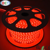 Cor ideal flexível da tira 50m 60LEDs RGB SMD5050 do diodo emissor de luz de DMX
