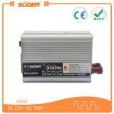 Suoer 300W 12V에 격자 떨어져 220V 는 변경했다 사인 파동 변환장치에 의하여 변경된 사인 파동 (SAA-300A)를
