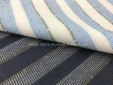 Fibra de poliéster de algodão com tecidos com Xopt-Dry e Freefit Lz8184