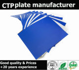 Aluminiumoffsetdrucken grafische CTP-Platten