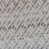 O couro tecido do plutônio da cortiça do falso da grão para a sandália dos saltos elevados coloca saltos Hx-S1738