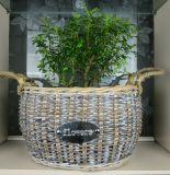 (BC-WF1014) 고품질 Handmade 자연적인 버드나무 꽃 바구니