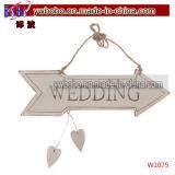 Regalo de las bodas de las tarjetas del día de San Valentín de los vidrios del corazón del regalo de cumpleaños (W2027)