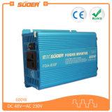 Solarinverter des Suoer Fabrik-Preis-600W 48V mit CE&RoHS (FDA-600F)