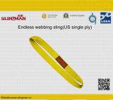 En1492-1 pour les élingues de levage de sangle (TS-W01-10)