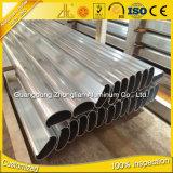 De fabriek levert 6000 van het Aluminium van de Uitdrijving van het Profiel Reeksen van het Aluminium van de Omheining Vlak voor Omheining