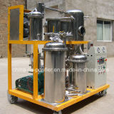 Utilizado cocinando la planta de reciclaje, máquina inútil de la limpieza del aceite de mesa