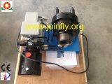 1-3/4インチの油圧ホース(DC12V)のためのひだが付く機械Jk160