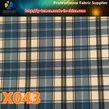Tela teñida de la verificación de los hilados de polyester en las mercancías de Promt (X041-44)