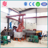 Machine van het Ononderbroken Afgietsel van de fabriek de Horizontale voor Metaal