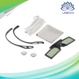 Bluetooth 3D Blendenverschluss-aktive Gläser für Samsung/für Panasonic für Fernsehapparate Sony-3D Universal-Gläser Fernsehapparat-3D