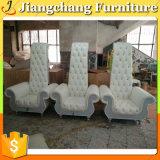 Silla real moderna del sofá de la silla de ala de la parte posterior del colmo (JC-K17)
