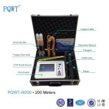 Pqwt-W200 Portable Multifuncional 200m Deep Underground Water Detector