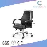 رفاهيّة سوداء [هي غرد] بقرة جلد تنفيذيّ مدار كرسي تثبيت