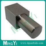 Perfurador feito sob encomenda do quadrado do metal da precisão com cabeça redonda