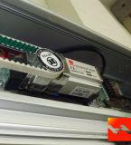 Portas de vidro de deslizamento automáticas longas Hf-125 do tempo DC24V