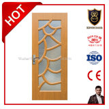High Qualtiy PVC Coated Timber Doors Accepte OEM / ODM