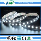 5050 luz flexible de la cinta de la luz de tira 4in1 72LEDs/m LED