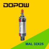 Серия Mal цилиндра Dopow Peumatic круглая (MAL32-25)