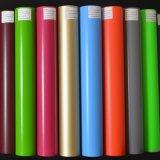Vinilo fácil del traspaso térmico de la PU de Weed de la talla del rodillo de la alizarina para la camiseta de la materia textil