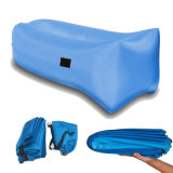 One Open Nylon avec PVC ou PU Revêtement gonflable Air Bag Sleeping Bed